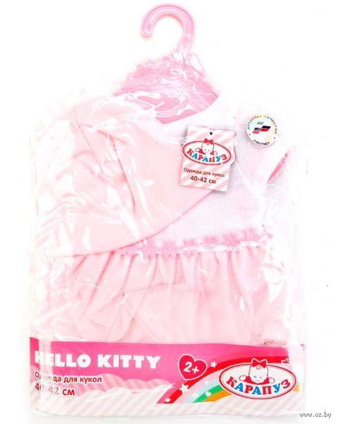 """Одежда для куклы """"Hello Kitty"""" (арт. OTF-BLC16-RU) — фото, картинка"""