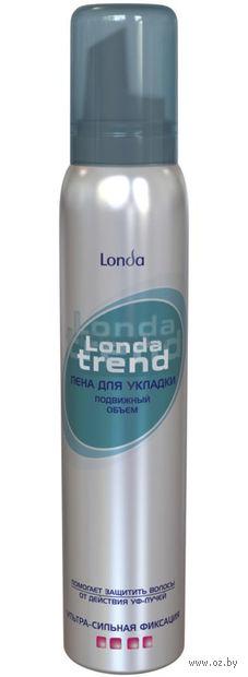 """Пена для укладки волос """"Londa Trend. Ультрасильная фиксация"""" (200 мл)"""