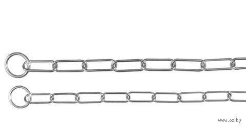"""Ошейник-цепочка для длинношерстных собак """"TRIXIE"""" (55 см, арт. 2150)"""
