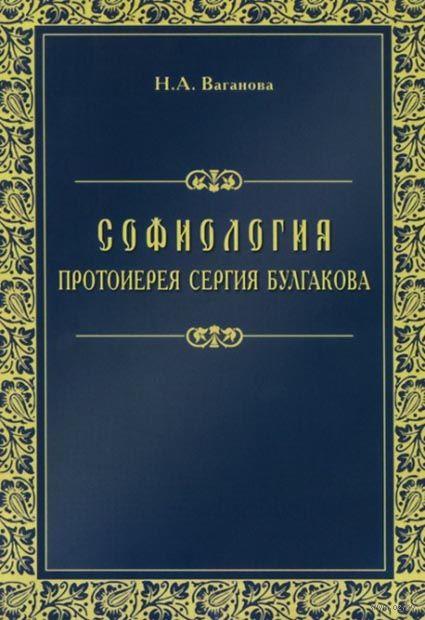 Софиология протоиерея Сергия Булгакова — фото, картинка