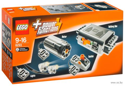 "LEGO Technic ""Набор с мотором"""