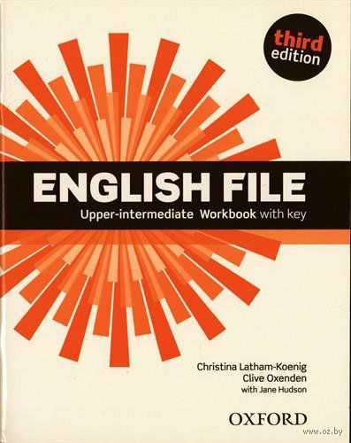 New English File. Upper-intermediate. Workbook with Key