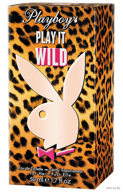 "Туалетная вода для женщин ""Play It Wild"" (50 мл)"