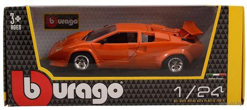 "Модель машины ""Bburago. Lamborghini Countach 5000"" (масштаб: 1/24) — фото, картинка"