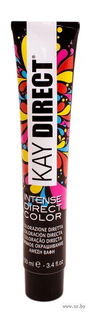 "Краситель для волос ""Прямого действия. Kay Direct"" тон: синий — фото, картинка"