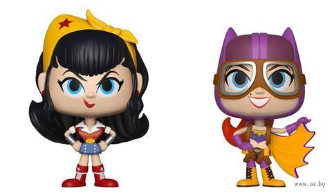 """Фигурка """"Wonder Woman and Batgirl"""" — фото, картинка"""