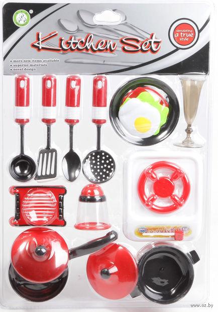 Набор детской посуды (арт. Д59518) — фото, картинка