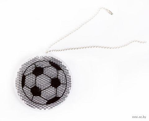 "Фликер ""Мяч"" (белый) — фото, картинка"