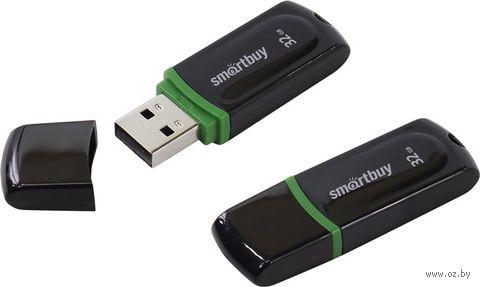 USB Flash Drive 32Gb SmartBuy Paean (Black)
