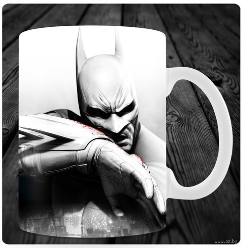 """Кружка """"Бэтмен"""" (арт. 5) — фото, картинка"""
