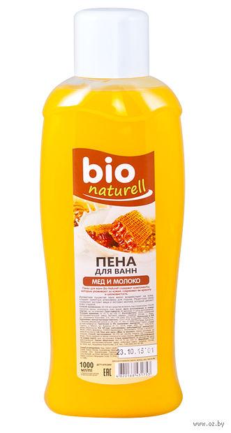 "Пена для ванн ""Мед и молоко"" (1 л)"