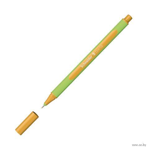"""Ручка капиллярная """"Line-Up"""" (0,4 мм; песочная) — фото, картинка"""