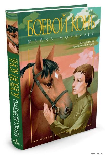 Боевой конь — фото, картинка