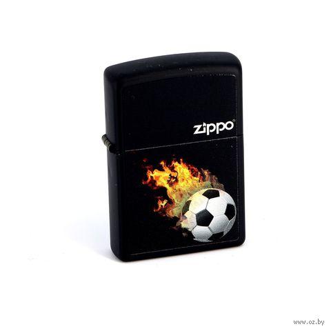 Зажигалка Zippo 28302 Soccer — фото, картинка
