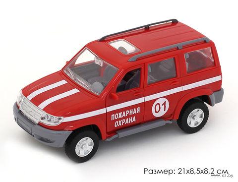 Пожарная машина инерционная (арт. 10602АПР)