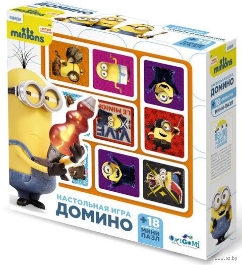 "Домино ""Minions"" — фото, картинка"