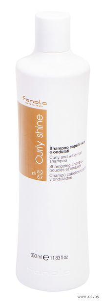 "Шампунь для волос ""Curly Shine"" (350 мл) — фото, картинка"