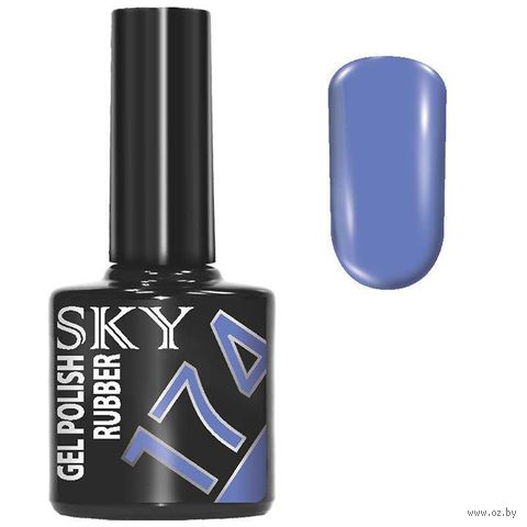 """Гель-лак для ногтей """"Sky"""" тон: 174 — фото, картинка"""