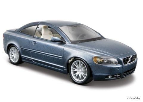 """Модель машины """"Bburago. Volvo C70 Coupe"""" (масштаб: 1/24) — фото, картинка"""