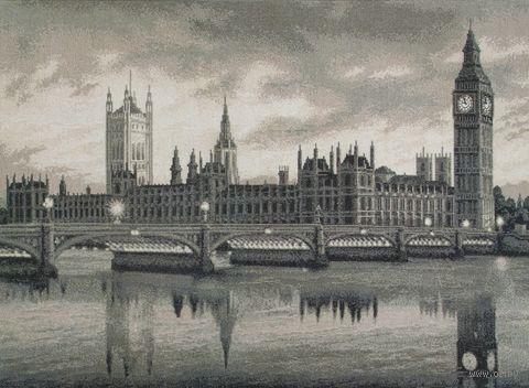 "Вышивка крестом ""Лондон"" (428х567 мм) — фото, картинка"