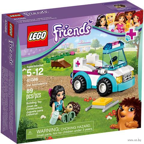"""LEGO Friends """"Ветеринарная скорая помощь"""" — фото, картинка"""