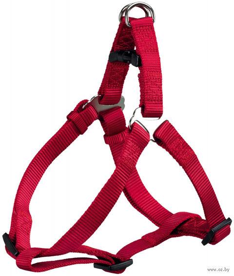 """Шлея для собак """"Premium Harness"""" (размер XS-S, 30-40 см, красный, арт. 20433)"""