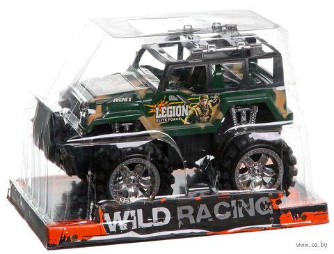 """Автомобиль инерционный """"Джип Wild Racing"""" (арт. 853-8)"""
