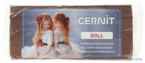 """Глина полимерная """"CERNIT Doll"""" (нуга; 500 г) — фото, картинка"""