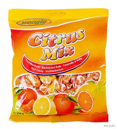 """Карамель леденцовая """"Woogie. Citrus Mix"""" (250 г) — фото, картинка"""