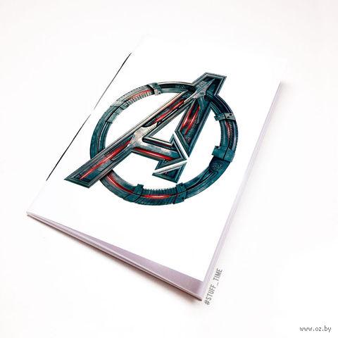 """Блокнот """"Мстители"""" (А5; арт. 137)"""