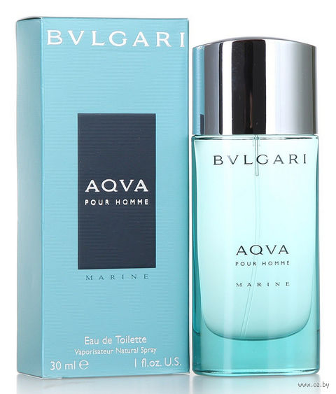 "Туалетная вода для мужчин Bvlgari ""Aqua Marine"" (30 мл)"