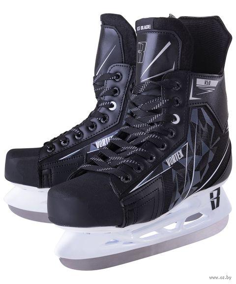 """Коньки хоккейные """"Vortex V50"""" (р. 45) — фото, картинка"""