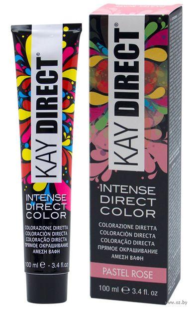 """Краситель для волос """"Прямого действия. Kay Direct"""" тон: пастель розовый — фото, картинка"""