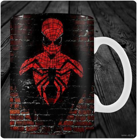 "Кружка ""Человек-паук"" (арт. 4) — фото, картинка"
