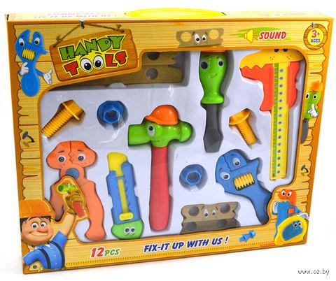 """Набор инструментов """"Инструменты"""" (со звуковыми эффектами; арт. 1128112-Р616-2) — фото, картинка"""