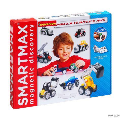 """Конструктор """"SmartMax. Мощная техника"""" (22 детали) — фото, картинка"""