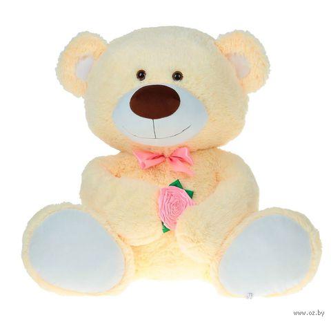 """Мягкая игрушка """"Медведь Фрэди"""" (55 см; медово-желтый) — фото, картинка"""