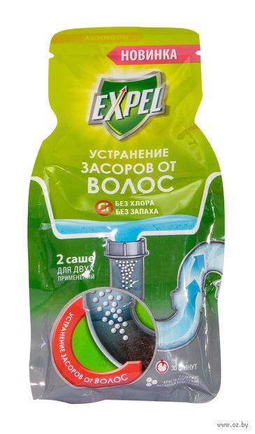 """Средство для устранения засоров от волос """"Expel"""" — фото, картинка"""