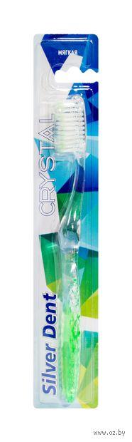 "Зубная щетка ""Crystal"" (мягкая) — фото, картинка"