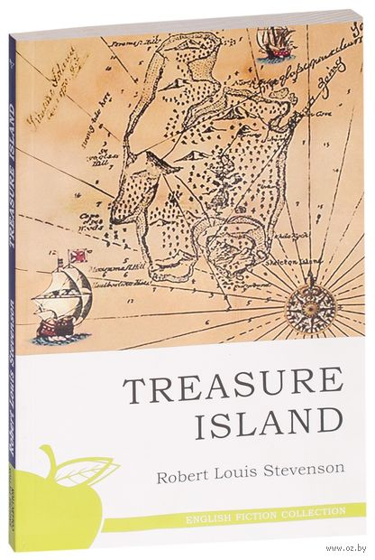 Treasure Island. Роберт Стивенсон