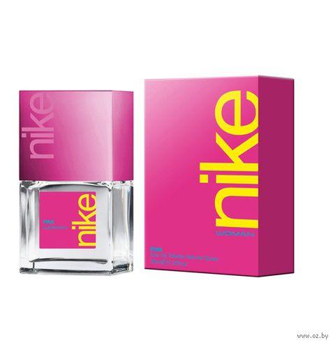 """Туалетная вода для женщин """"Nike. Pink"""" (30 мл)"""