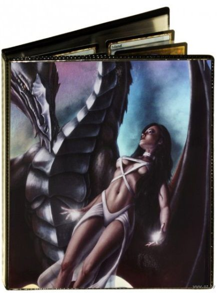 """Альбом для карт """"Лети со мной"""" (56-112 карт) — фото, картинка"""