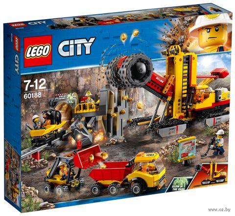 "LEGO City ""Шахта"" — фото, картинка"
