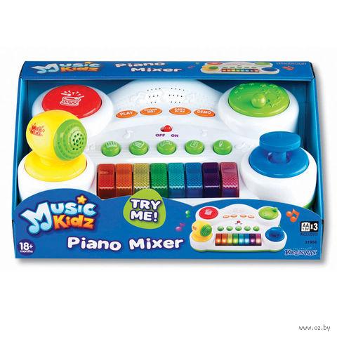 """Музыкальная игрушка """"Синтезатор"""" (со световыми эффектами)"""