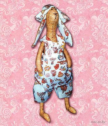 """Набор для шитья из ткани """"Солнечный зайка"""" — фото, картинка"""