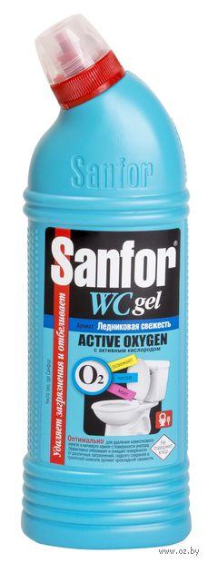 """Средство для чистки унитаза """"Active Oxygen"""" (750 г) — фото, картинка"""