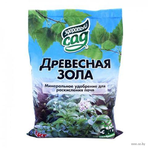 """Удобрение минеральное для раскисления почв """"Древесная зола"""" (1 кг) — фото, картинка"""