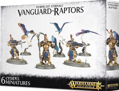 Warhammer Age of Sigmar. Stormcast Eternals. Vanguard-Raptors (96-30) — фото, картинка
