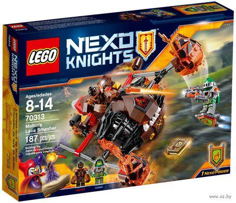 "LEGO Nexo Knights ""Лавинный разрушитель Молтора"""