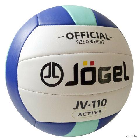 Мяч волейбольный Jogel JV-110 — фото, картинка